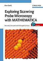 Exploring Scanning Probe Microscopy with MATHEMATICA