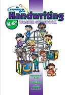 A reason for handwriting : manuscript K, A-F. Student workbook