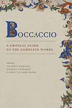 Boccaccio : a critical guide to the complete works