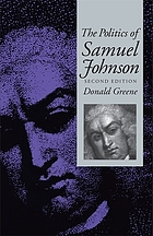 Politics of samuel johnson.