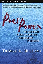 Poet power the complete guide to getting your poetry published