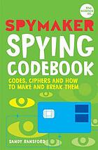 Spymaker spying code book