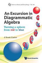 An excursion in diagrammatic algebra : turning a sphere from red to blue