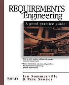 Requirements engineering : a good practice guide