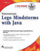 Programming Lego Mindstorms with Java : the ultimate tool for Mindstorm maniacs