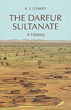 The Darfur Sultanate : a history