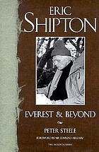 Eric Shipton : Everest and beyond