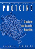 Proteins : structures and molecular properties