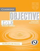 Objective CAE : workbook with answers