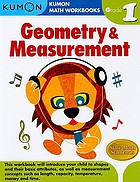 Grade 1 geometry & measurement.
