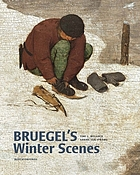 Bruegel's winter scenes : historians and art historians in dialogue