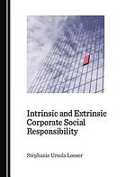 Intrinsic and extrinsic corporate social responsibility