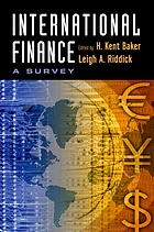 Survey of international finance
