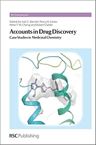 Accounts in drug discovery : case studies in medicinal chemistry