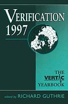 Verification 1997 : the VERTIC yearbook