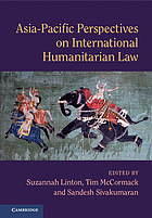 Asia-Pacific persepectives on international himanitarian law