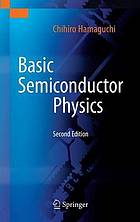 Basic semiconductor physics