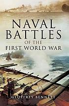 Naval battles of WW1