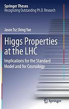 Higgs properties at the LHC : implications for the standard model and for cosmology