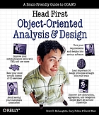 Head First Object-Oriented Analysis and Design : a Brain Friendly Guide to Object Oriented Programming.