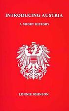 Introducing Austria : a short history