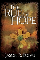 RUE OF HOPE.