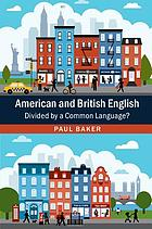 American and British English.