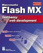 Macromedia Flash MX fast & easy web development