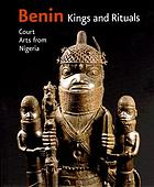 """link to Igbafe """"A History of The Benin Kingdom: An Overview"""" in Benin: Kings and Rituals"""