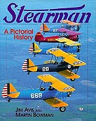 Stearman : a pictorial history