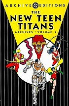 The New Teen Titans archives. Volume 4.