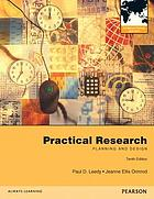 Practical research : planning and design