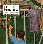 The too busy day