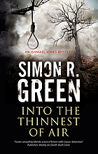 Into the thinnest of air : an Ishmael Jones mystery