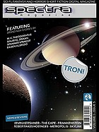 Spectra Magazine, Issue 5 : Sci-fi, Fantasy and Horror Short Fiction.