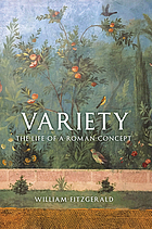 Variety : the life of a Roman concept