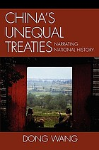China's unequal treaties : narrating national history