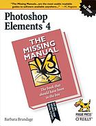 Photoshop elements 4 : the missing manual