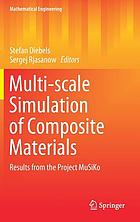 Multi-scale simulation of composite materials : results from the Project MuSiKo
