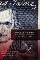 Treason of the heart : from Thomas Paine to Kim Philby