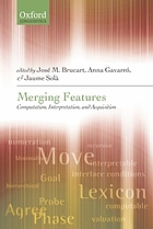 Merging features : computation, interpretation, and acquisition