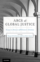 Arcs of global justice : essays in honour of William A. Schabas