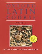 Oxford Latin course. Pt. 1, Student's book