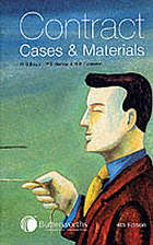Contract : cases and materials