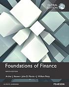 Foundations of finance, global edition.