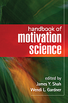 Handbook of Motivation Science.