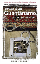 Poems from Guantánamo : the detainees speak