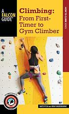 Climbing : from first-timer to gym climber