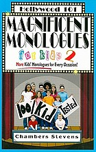 Magnificent monologues for kids. 2,
