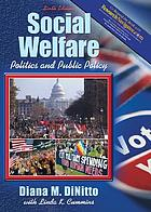 Social welfare : politics and public policy : with research navigator